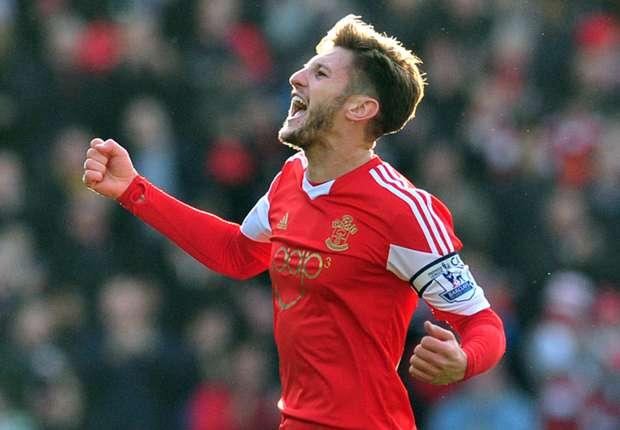 Lallana brilló la pasada temporada con Southampton.
