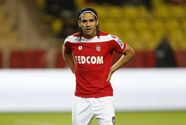 Falcao: I want to stay at Monaco