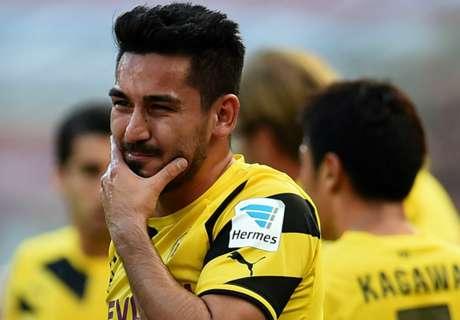 Transfer Talk: Gundogan for Dzeko?