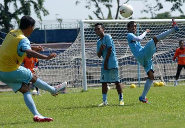 Persela masih terus berbenah jelang Piala Presiden.