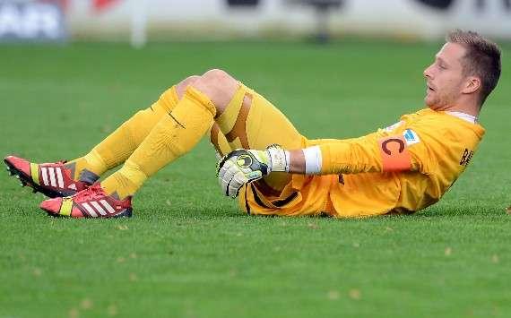 Oliver Baumann machte mit starken Leistungen im Trikot des SC Freiburg auf sich aufmerksam