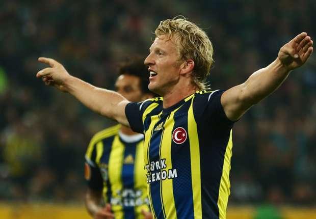 Kuyt hoopt ooit terug te keren naar Rotterdam