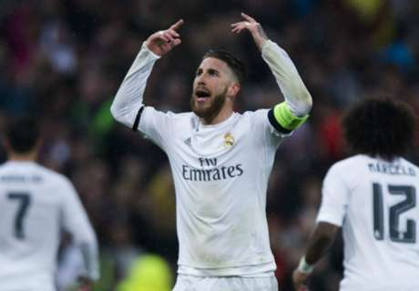 Ramos: Barcelona deserve Liga title