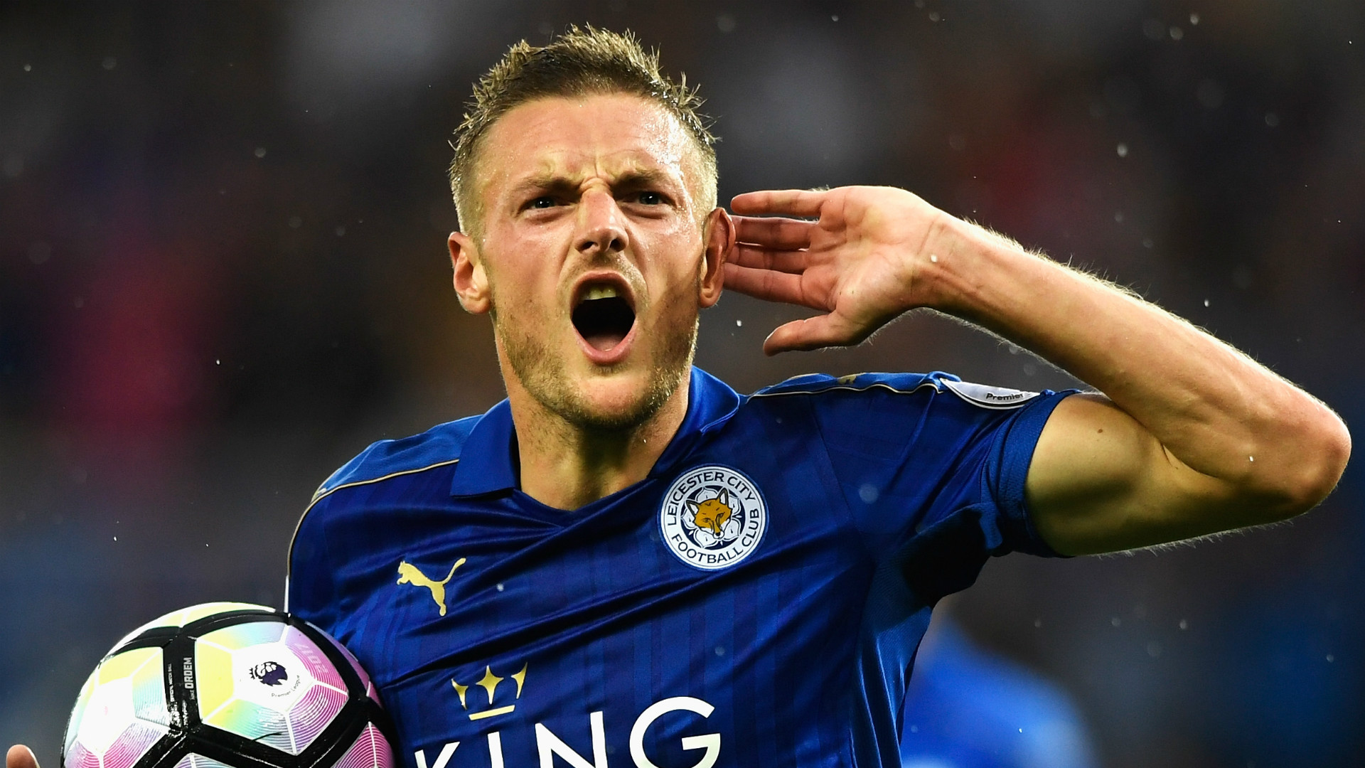 Best decision of my life' – Leicester star Vardy on how he quit factory job to become pro footballer