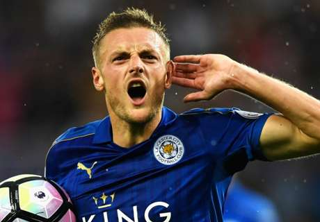 Where it began for England ace Vardy