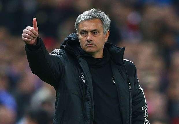 Mourinho tips Nigeria to progress