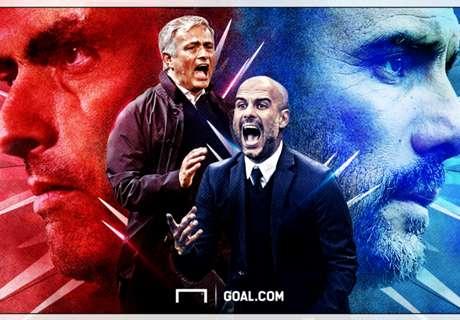 Mou & Guardiola's heated rivalry