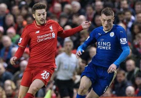 Leicester defiende la punta