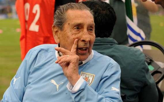 Alcides Ghiggia, autor del gol del Maracanazo, durísimo con Tabarez.