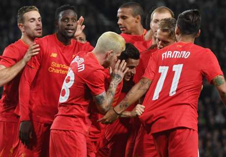 VIDEO: Liverpool's blistering run rolls on