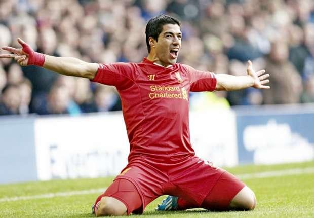 Luis Suarez ist nicht nur Torschützenkönig, sondern auch bester Spieler der Premier League