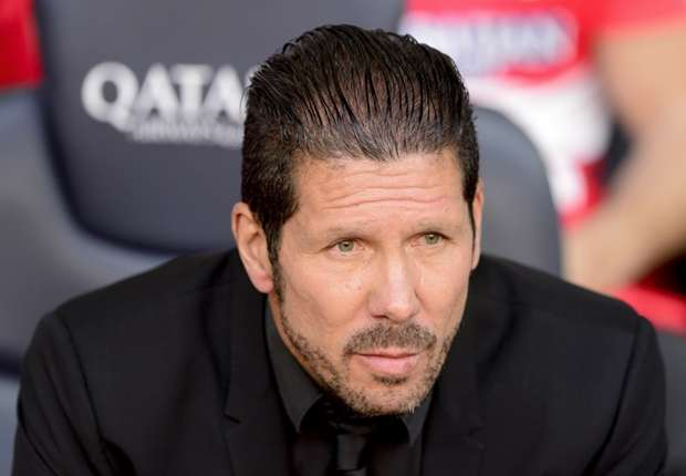 Atletico's structure is solid, says Simeone