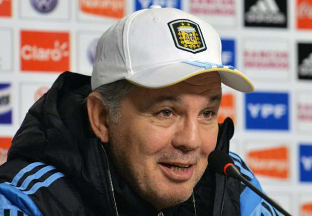 Sabella excited by Argentina's attacking options