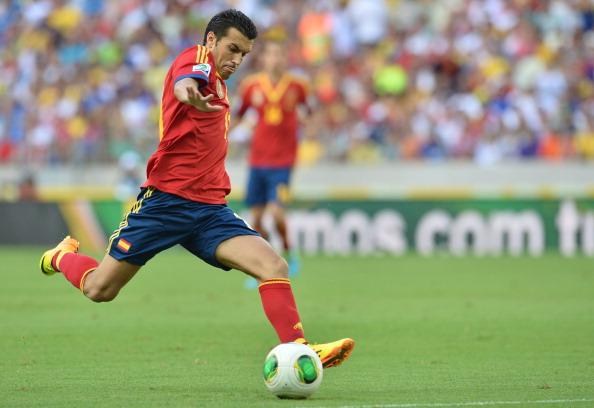 Pedro Rodríguez, España