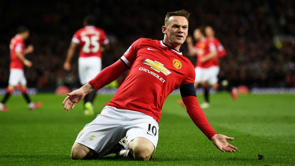Wayne Rooney 09 10 Stats Wayne Rooney Manchester United Arsenal FA Cup Goal com