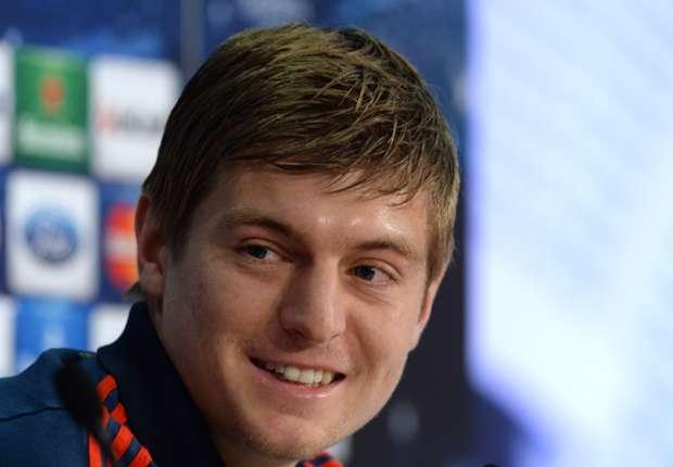 Ist von Reals Interesse geehrt: Bayern Münchens Toni Kroos