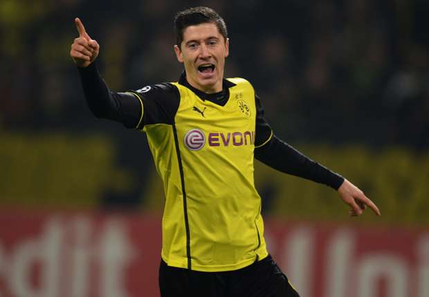 Bundesliga Team of the Week: Lewandowski leads Dortmund comeback