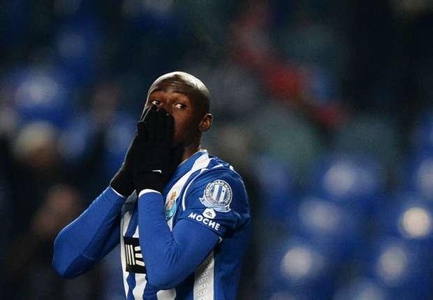 Porto defender Eliaquim Mangala
