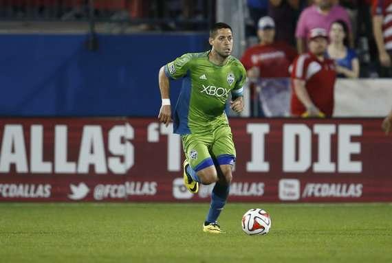 Clint Dempsey Seattle Sounders MLS 04122014