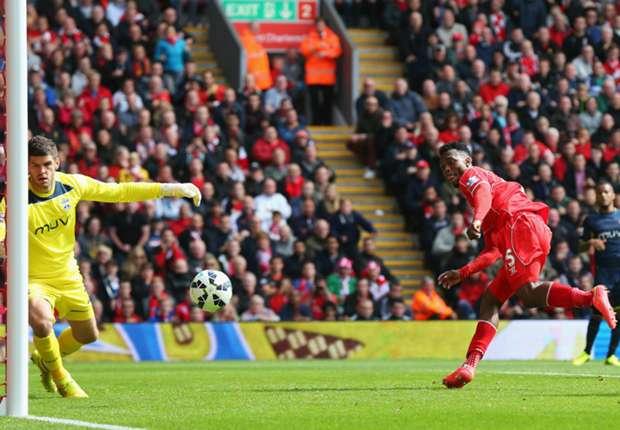 Liverpool sufrió para derrotar a Southampton