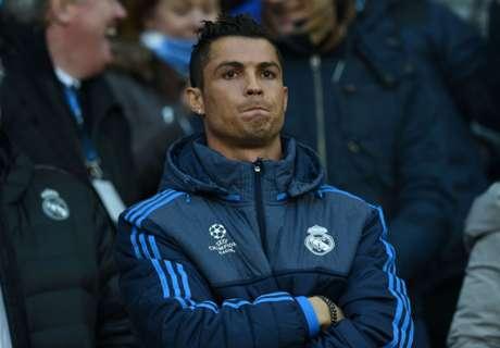 'Ronaldo needs to miss three weeks'