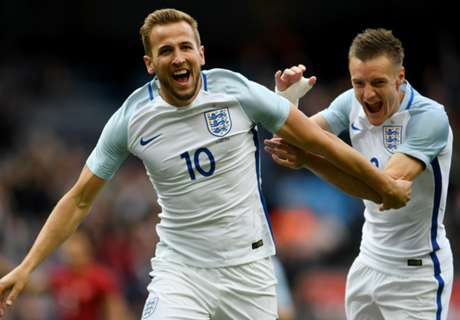 Kane: England's attack one of the best