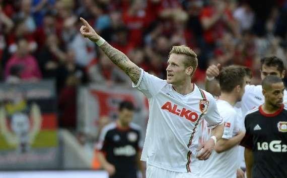Schritt für Schritt - Andre Hahn verfolgt große Ziele mit Borussia Mönchengladbach