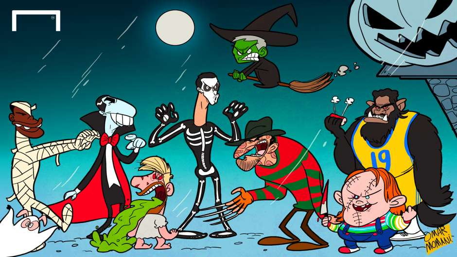 CARTOON Halloween