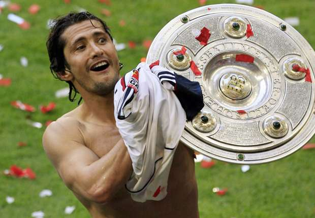 Bixente Lizarazu gewann mit dem FC Bayern viele Titel