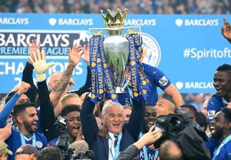 Galería: Ranieri y los otros