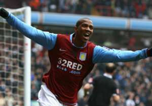 On April 20, 2008 | Ashley Young and John Carew both grab braces as Aston Villa win the most one-sided Premier League second-city derby 5-1.