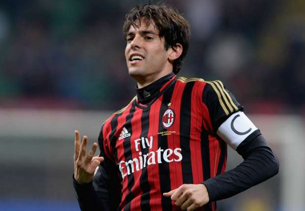 Kaka desperate for AC Milan stay