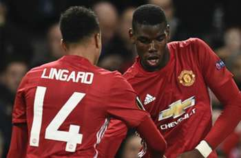Pogba grabs rare two-goal haul in dominant Manchester United display