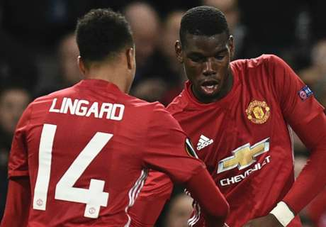Pogba marks first brace in two years