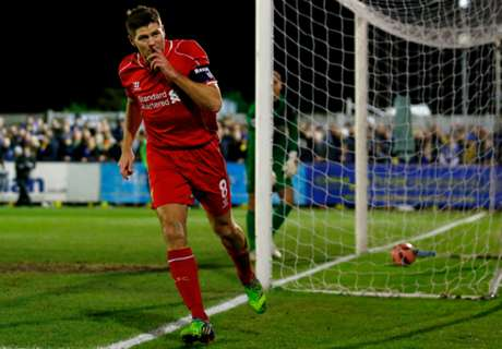 Arena excited about Gerrard move