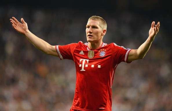 Schweinsteiger podría irse al Manchester United