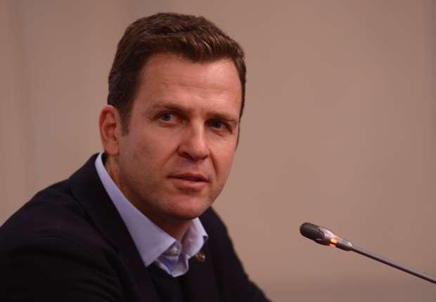 Alles im Zeitplan: DFB-Manager Oliver Bierhoff