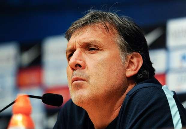 Martino demands first-leg advantage