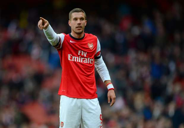 Galatasaray don't need 'luxury' Podolski - Aysal
