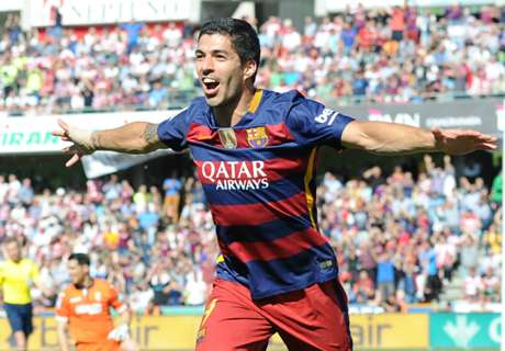 REPORT: Suarez fires Barca to title