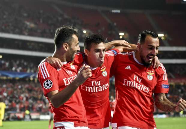 match sporting benfica report