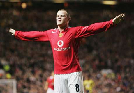 On this day: Rooney debut hat-trick