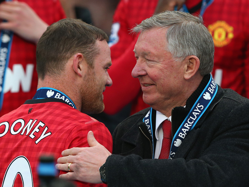 Rooney's place in Manchester United history will always be debated