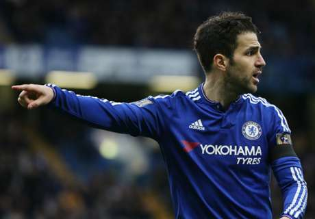 WATCH: Cesc given red card