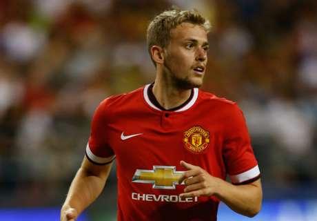 Man Utd loan Wilson to Derby