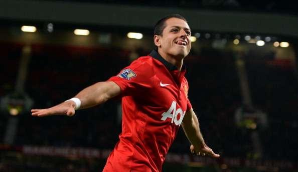Chicharito viene de una temporada floja en el United.