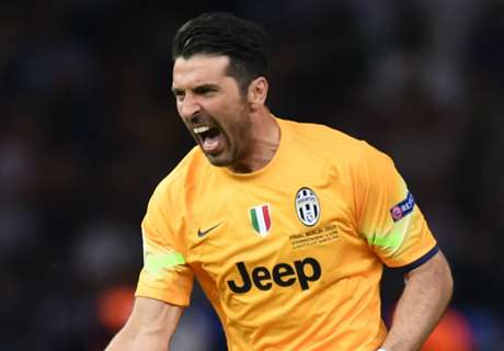 'Buffon everything a keeper should be'