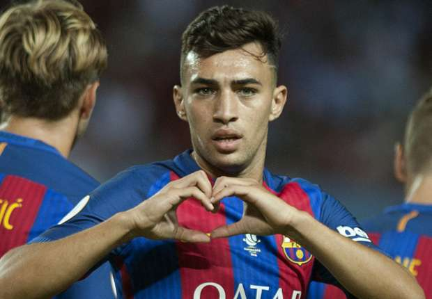 Barcelona reject Roma approach for Munir as Real Sociedad and Alaves circle