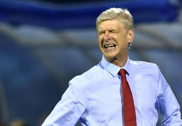 Wenger jadi duda keren.