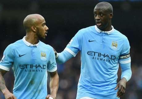 Star men: City, Dynamo, Atletico, PSV